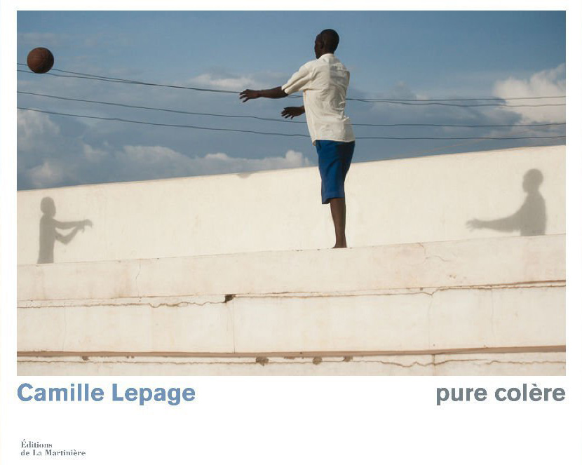 Camille Lepage, Pure colère
