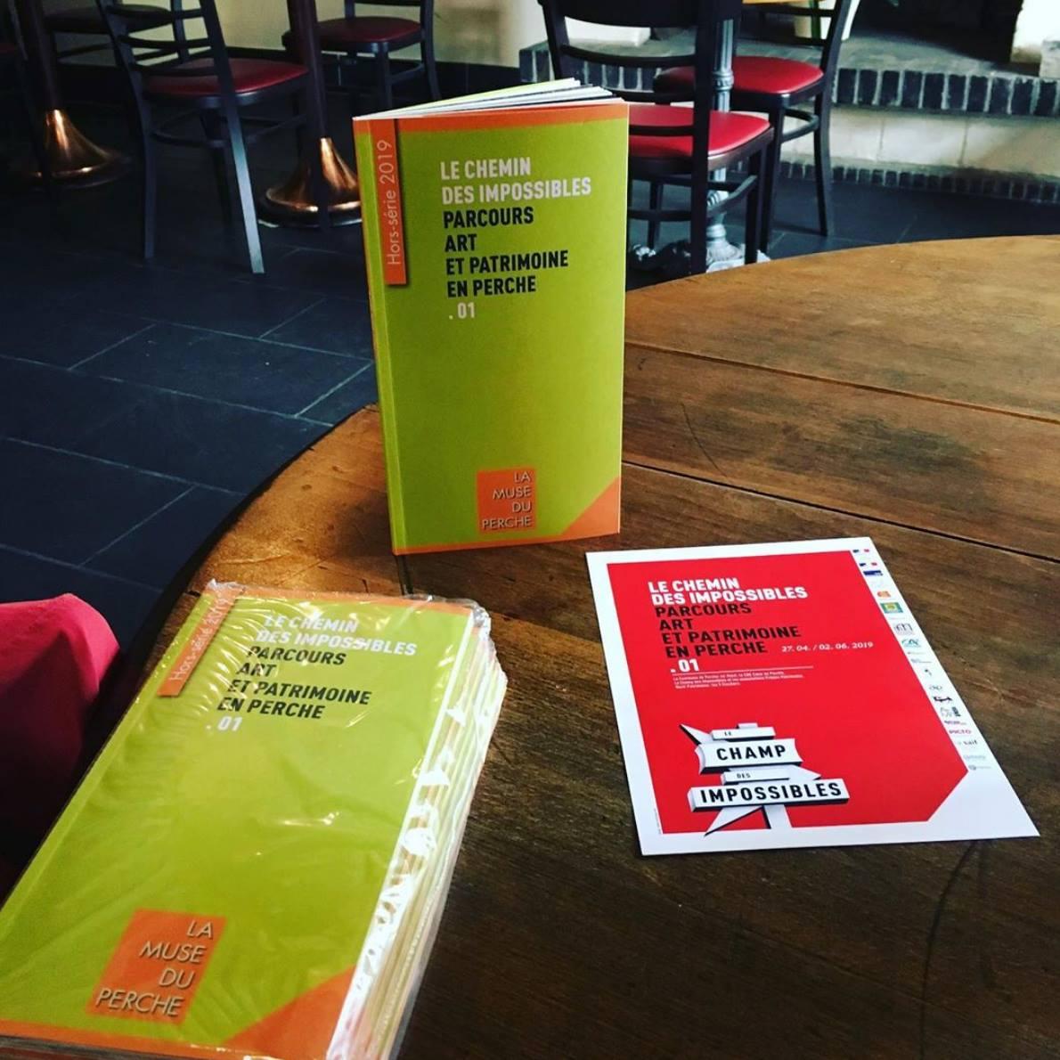 Flyer et Guide Le Champ des Impossibles