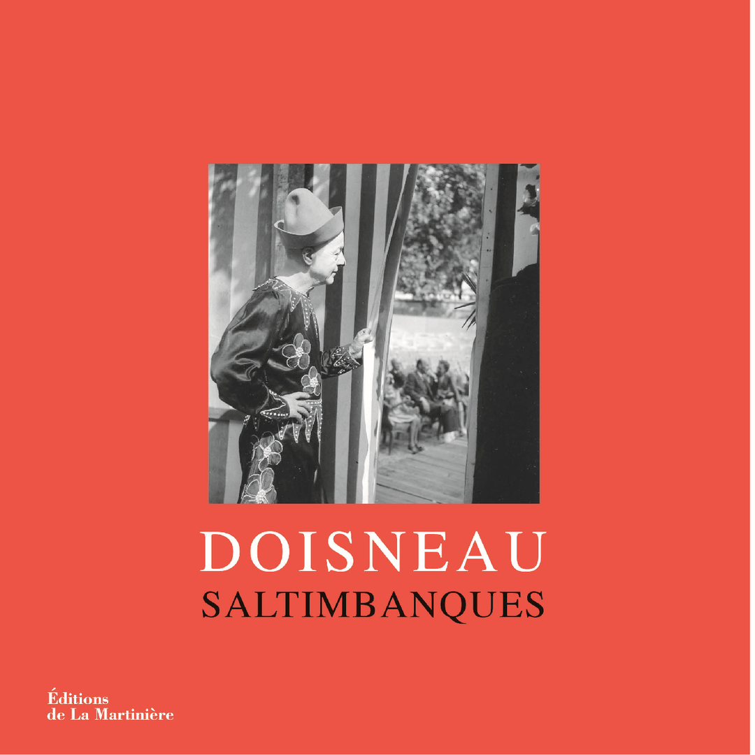 SALTIMBANQUES Robert Doisneau