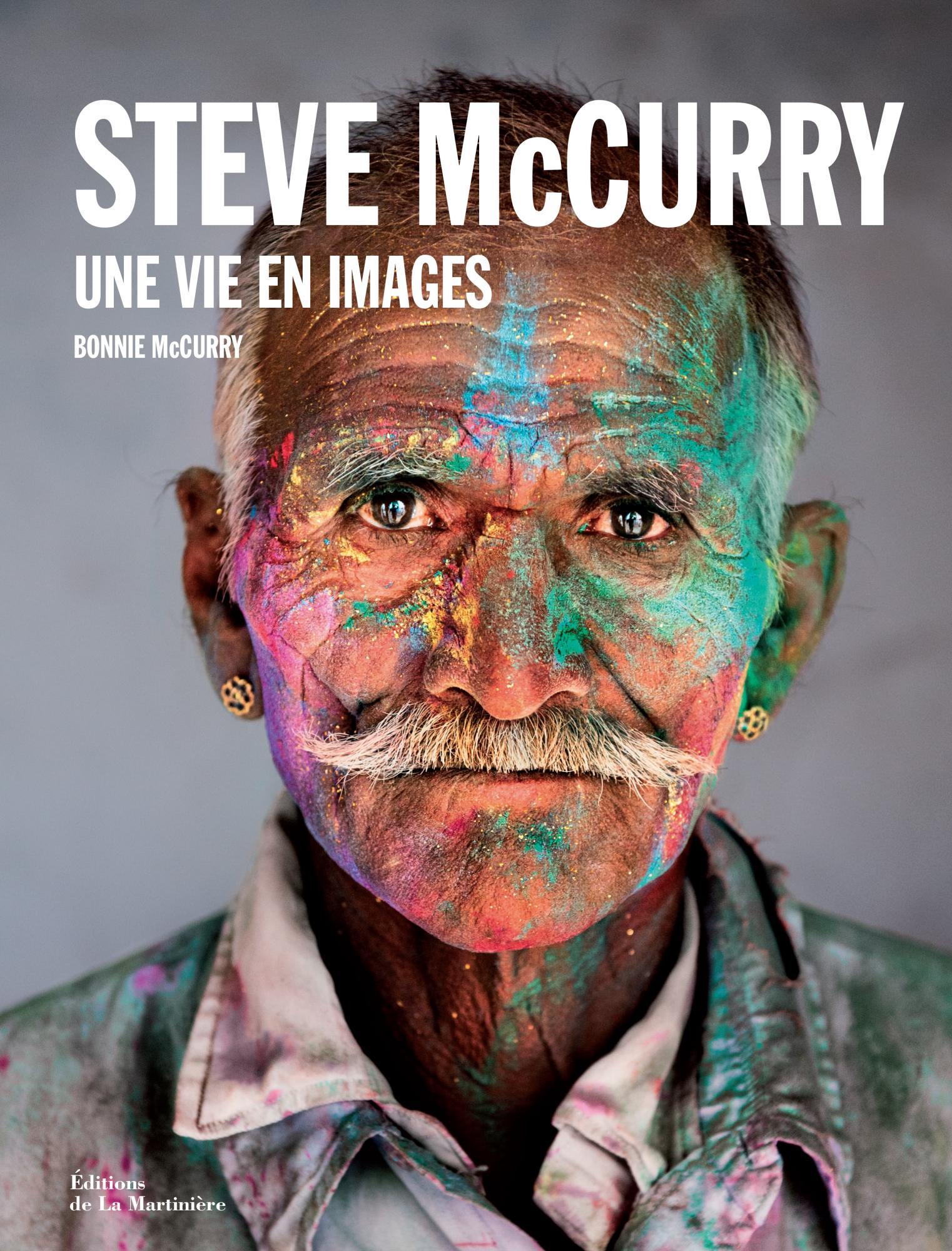 UNE VIE EN IMAGES Steve McCurry